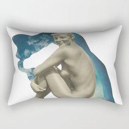 Selfish Rectangular Pillow