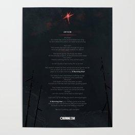 Anthem for O Burning Star Poster