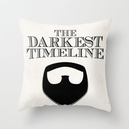 Community - The Darkest Timeline Throw Pillow