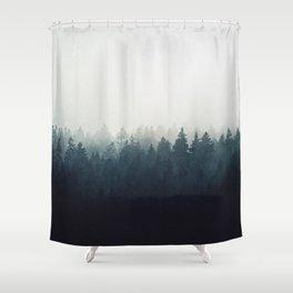 A Wilderness Somewhere Shower Curtain