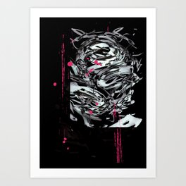 The Premise Art Print