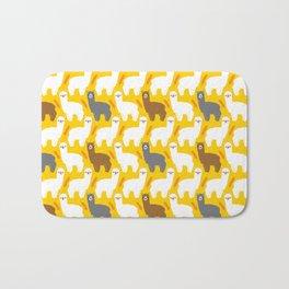 The Alpacas Bath Mat