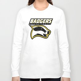 Badgers Hufflepuff  Long Sleeve T-shirt