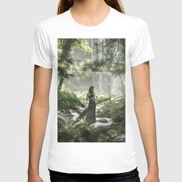 Flying fireflies T-shirt
