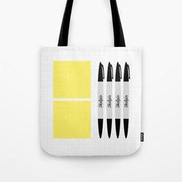 UX Design Toolkit Tote Bag
