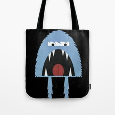 Ragin' Yeti Tote Bag