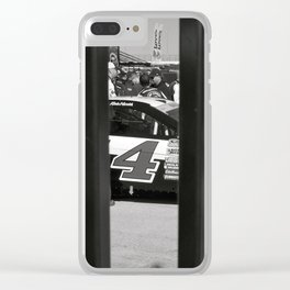 Caged Animal Clear iPhone Case