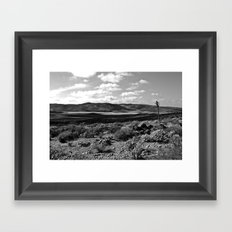 In Maijañuí Territory Framed Art Print