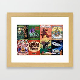 Other Amusement Rides Framed Art Print