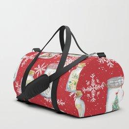 Christmas Jars Duffle Bag
