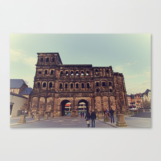 Gate to Another World Canvas Print
