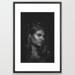 ilex Framed Art Print
