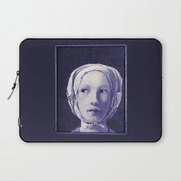 The Thief in Indigo Laptop Sleeve