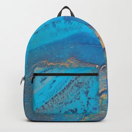 Rivers of Gold and Star Dust Backpack