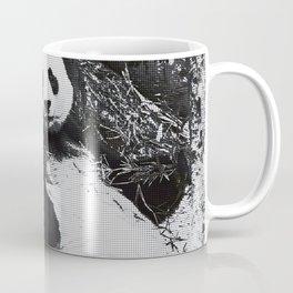 Urban Pop Art Panda Coffee Mug
