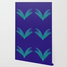 green over blue Wallpaper