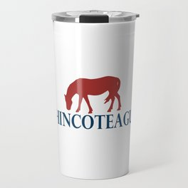 Chincoteague Island - Virgina. Travel Mug