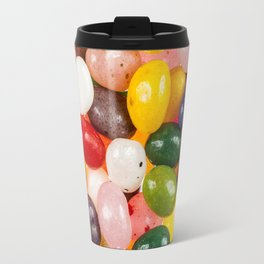 Cool colorful sweet Easter Jelly Beans Candy Travel Mug