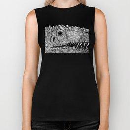Allosaurus Fragilis Biker Tank