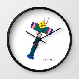 Kendama Wall Clock