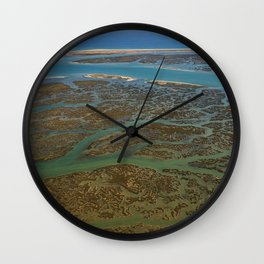 Landscape Portugal Algarve Wall Clock