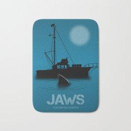 Jaws - Alternative Movie Poster Bath Mat