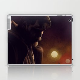 I will watch over the boy Laptop & iPad Skin