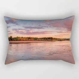 Grand Sunset Rectangular Pillow