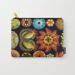 Sea Squirts (Ascidiacea) by Ernst Haeckel Carry-All Pouch
