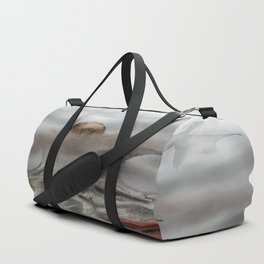 Mother is Watching Duffle Bag