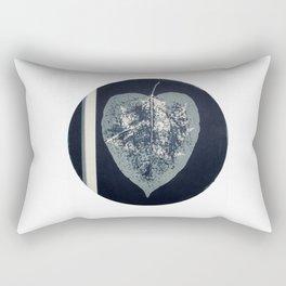 HERBARIUM. FORGOTTEN LEAVES. #13 Rectangular Pillow