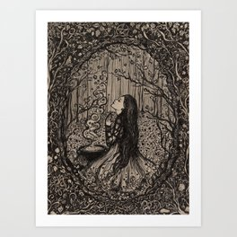 Invocation Art Print