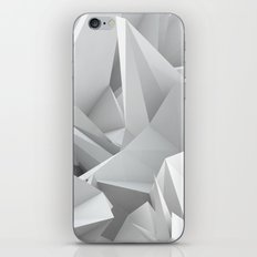 White Noiz iPhone & iPod Skin