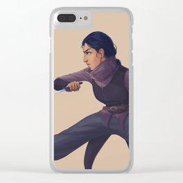 Inej Clear iPhone Case