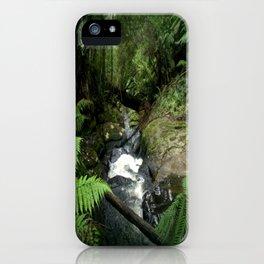Cool Stream iPhone Case