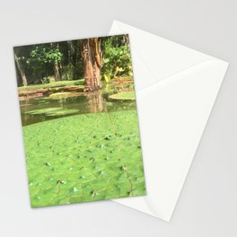 Brazilian Lillypad Stationery Cards