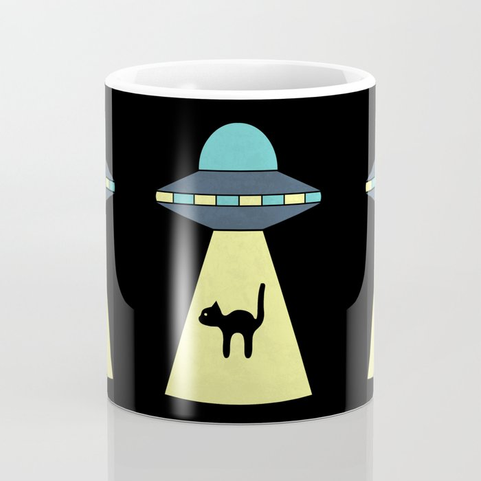 We Just Want The Cat Coffee Mug