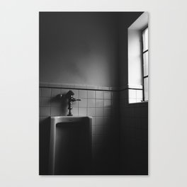 Urinal Cakes Canvas Print