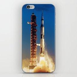 "Apollo Saturn V ""LIFTOFF"" 1967 iPhone Skin"