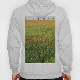 Field of Poppies Hoody