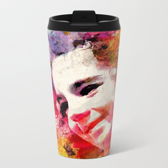 JOY Metal Travel Mug
