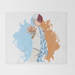 Bnha Throw Blankets | Society6