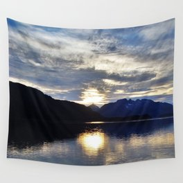 Dark Side of the Mountain #1 Wall Tapestry