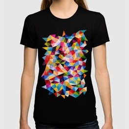 Space Shapes T-shirt