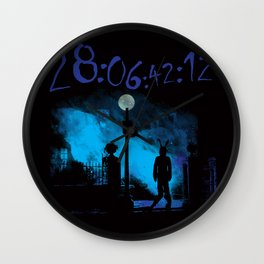 Wake Up Donnie! Wall Clock