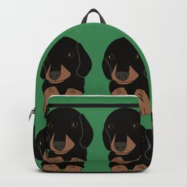 Dachshund Puppies Galore! Backpack