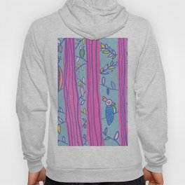 Tropical curtains Hoody