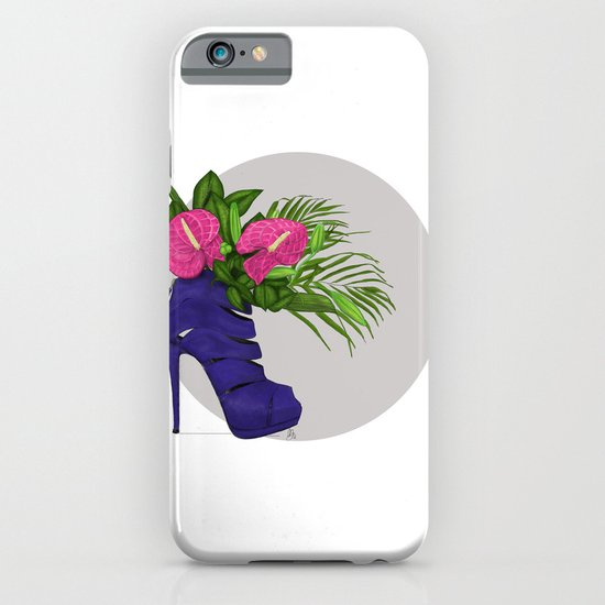 Thank you for flowers iPhone & iPod Case