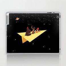 Paper Airplane Laptop & iPad Skin