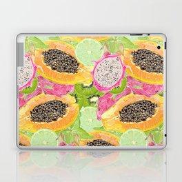 Sunny fruit pattern Laptop & iPad Skin